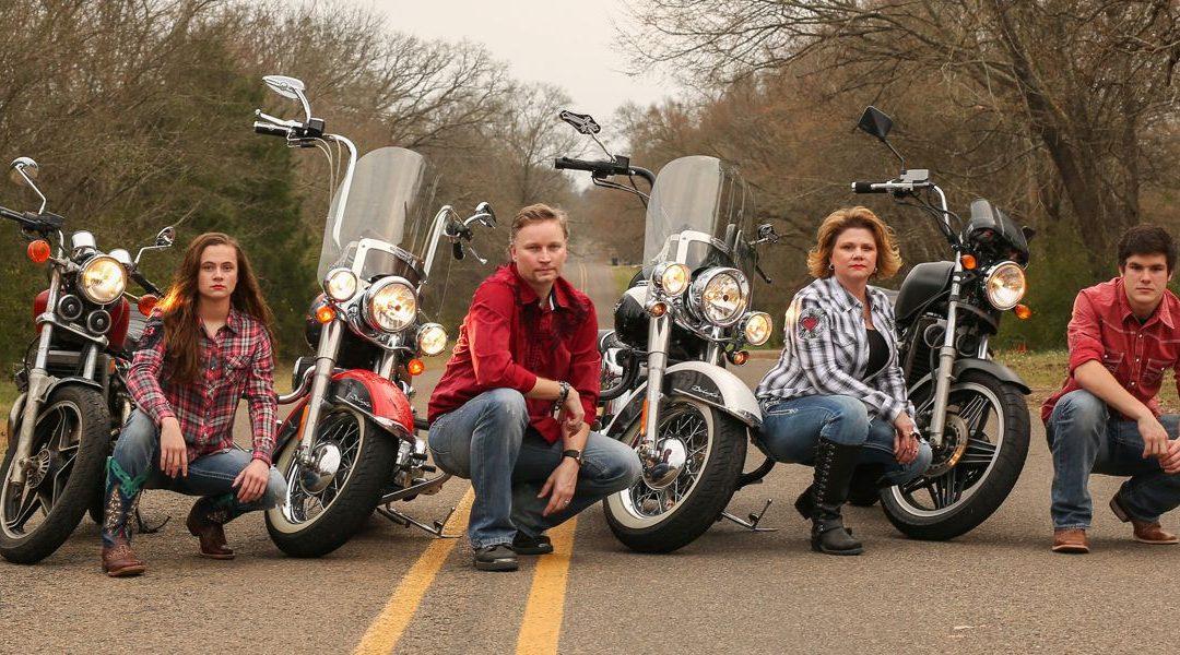 My Family. We Ride.